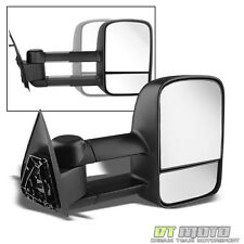 99-07 Chevy Silverado Gmc Sierra Extending Towing Manual Side Mirror Passenger