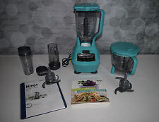 Ninja BL772Q 72 oz Blender Mega Kitchen System w/8-Cup Food Processor + More!
