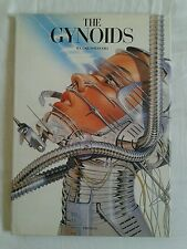 The Gynoids Signed Hajime Sorayama Hardback + 7 Willis & Johnson Prints