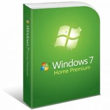 Windows 7 Home Premium Key 32 / 64 Bit