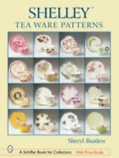SHELLEY TEA WARE PATTERNS - NEW HARDCOVER BOOK