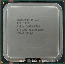 Intel Celeron 430 1.8 GHz (HH80557RG033512) CPU Processor SL9XN LGA 775 512k/800