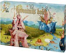 GIANT HIERONYMUS BOSCH COMPLETE WORKS ~ BOX SET ~ WITH FOLDOUTS ~ OVER 300pp NEW