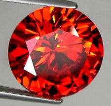 15MM Round CUT UNHEATED 18.75Ct Pigeon Blood Red Ruby AAAA+ LOOSE GEMSTONE