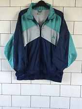 VINTAGE RETRO OLD SCHOOL FESTIVAL 80'S PUMA SHELL SUIT JACKET WINDBREAKER #33