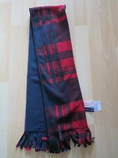 Boys Red / Navy Fleece Scarf from Gap Kids