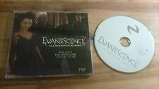 CD Gothic Evanescence - Call Me When You're Sober (1 Song) Promo WIND-UP sc