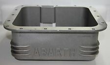 CLASSIC FIAT 500 126 (not bis) ABARTH ALLOY SUMP 3.5 L OIL SUMP HIGH QUALITY