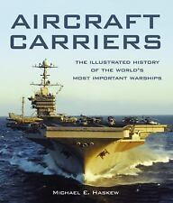 AIRCRAFT CARRIERS - NEW HARDCOVER BOOK