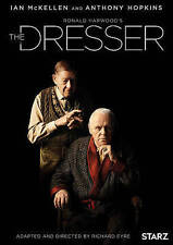 The Dresser Anthony Hopkins Ian McKellen USED VERY GOOD DVD