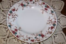 Minton China England - Ancestral - 9-inch Luncheon Plate (Superior Condition)