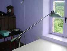 Très rare ancienne lampe à contrepoids F. Solere SolR atelier ou architecte
