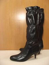 GRAYE Italy Black Leather Knee High Boots - Size 39.5 or 9