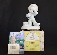 "PRECIOUS MOMENTS ""YOU ARE ALWAYS ON MY MIND"" 306967- NIB -SWORD- 1ST MARK"