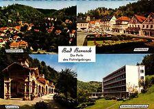 Bad Berneck  , Ansichtskarte ; ungelaufen