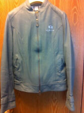 La Martina Blue Leather Jacket  size S (1) Argentinian Leather Originally $685