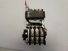 GENERAL ELECTRIC 120 VOLT COIL MOTOR STARTER
