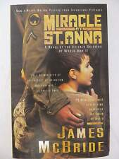 Miracle at St. Anna by James McBride (2008, Paperback, Movie Tie-In)