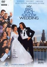My Big Fat Greek Wedding DVD Movie BRAND NEW SEALED R4
