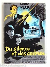 To Kill a Mockingbird (France) FRIDGE MAGNET (2 x 3 inches) movie poster france