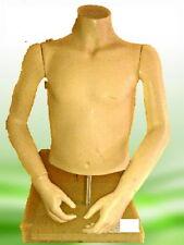 Schneider muñeca 1 escaparate muñeca torso niños büsten qualitätschneiderpupp