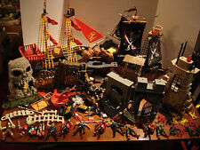 True Legends Captains Pirate Ship Chap Mei Heroes Lot Fisher Price Little People