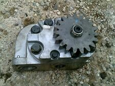 Farmall 1066 Tractor IH IHC GOOD WORKING Power Steering pump assembly &drve gear
