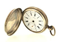 TOBIAS Silver Antique Pocket Watch