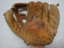 "RAWLINGS - MMF - MICKEY MANTLE - Vintage 11"" Right Hand Thrower Baseball Glove"