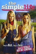 Brand New DVD The Simple Life: Season 1 Paris Hilton  Nicole Richie