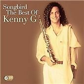 SONGBIRD - THE BEST OF KENNY G - GREATEST HITS 2 X CD SET - THE MOMENT / SADE +
