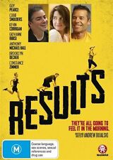 Results DVD NEW