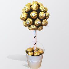 FERRERO ROCHER Sweet Tree cioccolato bouquet ostacolare NATALE NOZZE COMPLEANNO
