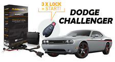 FLASHLOGIC ADD-ON REMOTE START FOR DODGE CHALLENGER COUPE 2008-2014