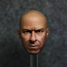 HOT FIGURE TOYS 1/6 headplay Vin Diesel headsculpt Fast & Furious