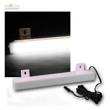 LED Unterbauleuchte 12V 0,8W, Schranklampe Schrankleuchte, 8 SMD LEDs weiß