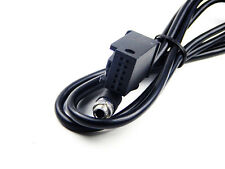 3.5MM Female AUX Audio Adapter Cable For BMW Z4 E83 E85 E86 X3 MINI COOPER