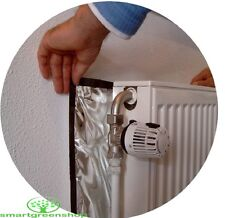 EcoSavers / Go Green Easy Fit Radiator Insulation Foil with Magnetic Tape