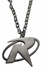 """DC Comics Batman Series Robin Symbol Stainless Steel Necklace with 20"""" Chain"""