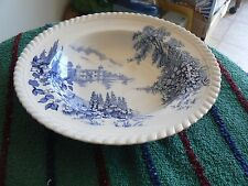 Johnson Brothers soup bowl (Castle on the Lake) 12