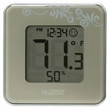 302-604S La Crosse Technology Indoor Comfort Level Station Temperature/Humidity