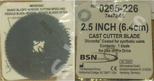 "BSN M-PACT 2.5"" Dicronite Coated Cast Cutter Saw Blade Hex Or Pin Drive USA  New"
