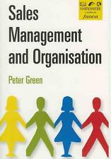 Green, Peter - Sales Management and Organisation
