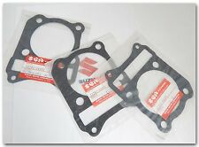 GENUINE SUZUKI LTF160 LTF160T LT160 QUAD CYLINDER BASE GASKETS 11241-24402 QTY.3