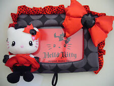 BRAND NEW HELLO KITTY HALLOWEEN DEVIL PHOTO FRAME FROM JAPAN