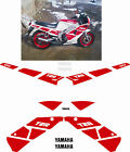 Yam 1990 TZR 125 Decals Stickers Graphics vinyls kit