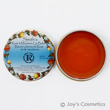 "1 ROSEBUD Smith's Rose&Mandarin Lip Balm Tin 0.8 oz  ""RB - 07"" *Joy's cosmetics*"