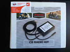 New Honda GL1800 Goldwing CB Radio Kit 2001-2010  08E70-MCA-R10