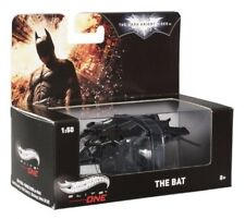 "Hot Wheels Elite ""The Bat""  Batplane ""The Dark Knight Rises"" 1/50 Scale  BCJ82"