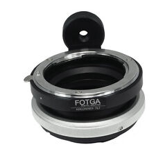 Tilt Nikon F Lens Shift Adapter to Sony E-Mount ILCE-3000 NEX-C3 NEX-5N NEX-VG20